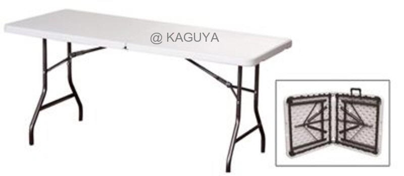 Hdpe Folding Table Chair Meja